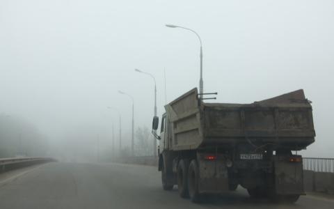 Синоптики предупреждают : на Пензу надвигается густой туман