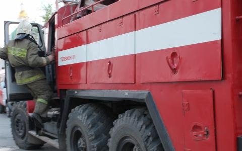 Пожар в Пензенской области забрал жизнь 44-летнего мужчины