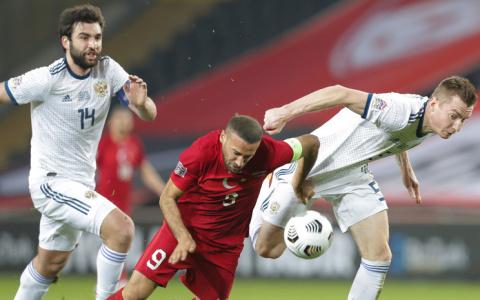 Аналитики оценили шансы российской сборной на выход из группы Евро-2020