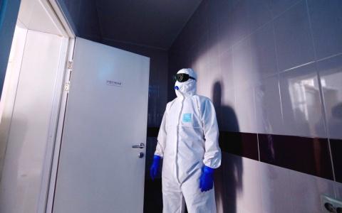 Озвучено число пензенцев, заразившихся коронавирусом за сутки