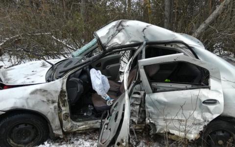 Два человека погибли: появилась информация об ужасном ДТП с иномаркой и большегрузом в Пензенской области