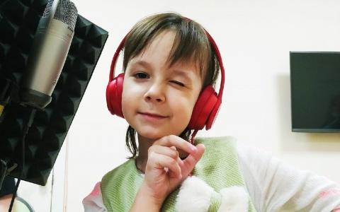 8-летняя Ангелина из Пензы готовится к выступлению в Лондоне: подробности