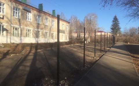 Забор за 2,5 миллиона: чем удивила местных жителей лунинская больница