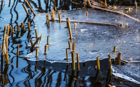 В Пензенской области могут появиться штрафы за прогулки по льду