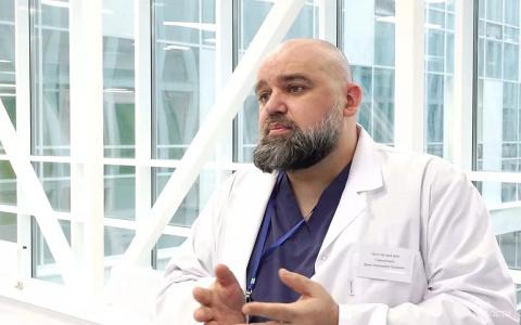Треть сгинула за 72 часа: главный врач Коммунарки шокировал цифрами по ковиду