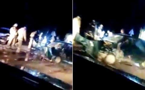 Подробности жуткой аварии в пензенском регионе рассказали в ГИБДД