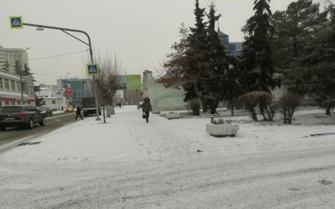 В Пензенской области ожидается мороз