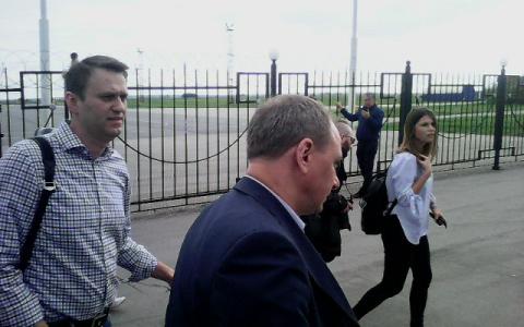 Навальный назвал имена его отравителей. Что говорит пензенский штаб?
