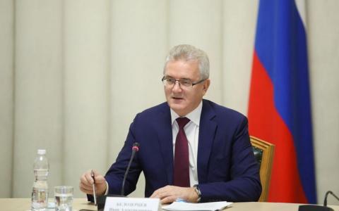 Губернатор Пензенской области высоко оценил работу коллектива ГК «Территория жизни»