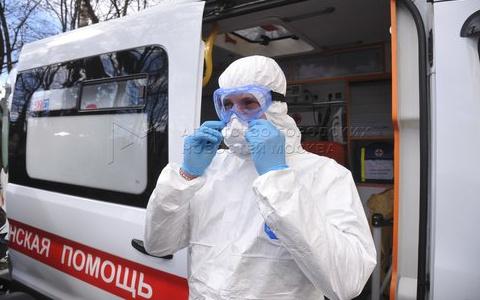 В Пензенской области побит новый антирекорд по заболеваемости СОVID-19