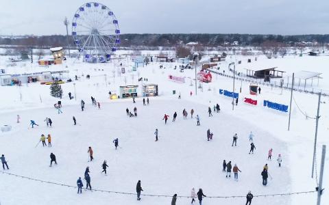 Зима в Спутнике — праздничное настроение каждый день