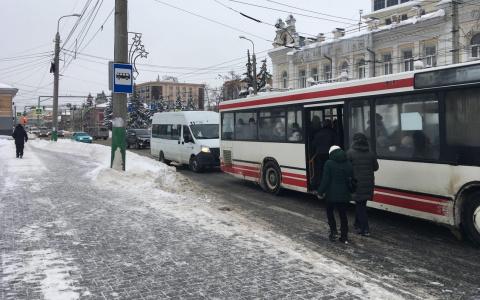 Общественный транспорт в Пензе: проблемы и ожидания