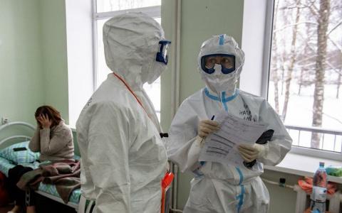 Назвали районы и города Пензенской области, где нашли зараженных COVID-19