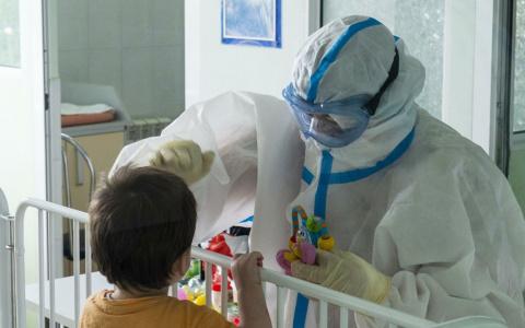 Более 55 детей заболели коронавирусом в Пензенской области за сутки