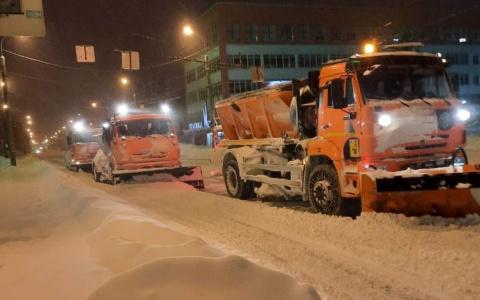 Мэр Пензы рассказал, в какой последовательности будут убирать город от снега