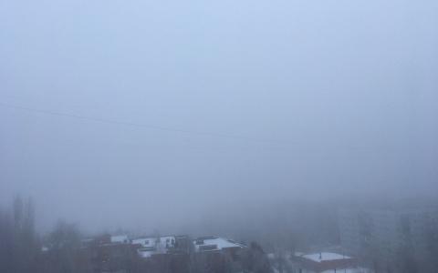 Предупреждение от пензенского МЧС: надвигается 30-градусный мороз и туман