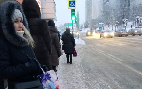 Метеорологи озвучили аномально холодные дни оставшегося января