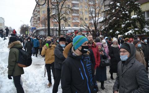 Штаб Навального готовится к шествию в Пензе