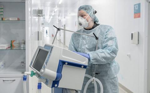Озвучили новую статистику по заболеваемости COVID-19 в Пензе