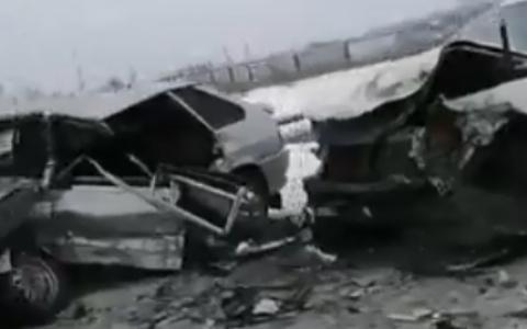 Стало известно, кто пострадал в кошмарной аварии в Пензенской области
