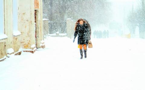 Аномальный мороз: назван самый холодный день недели в Пензенской области