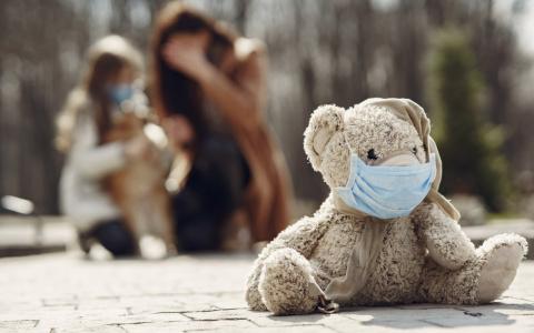 Назвали число заболевших ковидом детей в Пензенской области