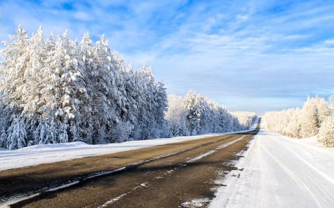 В Пензенской области ожидается мороз до -28 градусов