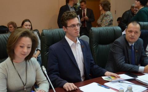 В Пензе задержали депутата гордумы Александра Рогожкина