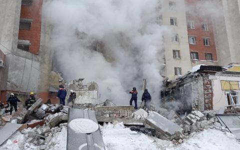 «Под завалами кричат»: в Нижнем Новгороде напротив станции метро произошёл взрыв