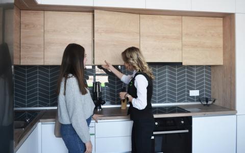 Мировой тренд в Пензе: новые квартиры с отделкой и встроенной техникой