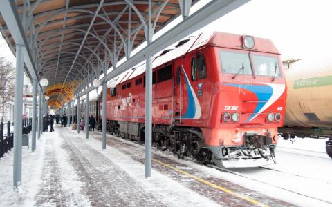 В Пензенской области мужчину насмерть сбил поезд