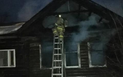 В Кузнецке пожар унес жизнь 7-летней девочки