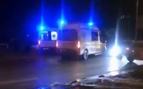«Реанимация приехала»: в Пензе грузовик сбил девочку – подробности