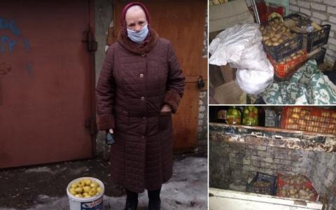 Пензенский политик Роман Амстиславский спас от голода 80-летнего ветерана труда