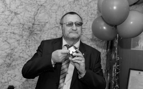 Умер директор краеведческого музея Владимир Зименков