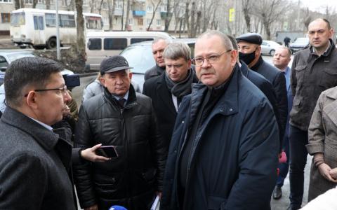 Олег Мельниченко заявил о минусах строительства трассы через Центральный рынок Пензы