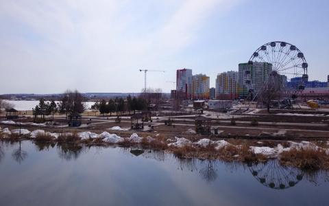 В Спутнике в мае готовятся пустить речной трамвай
