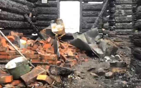 В Пензенской области возбудили дело из-за гибели трех человек в результате пожара