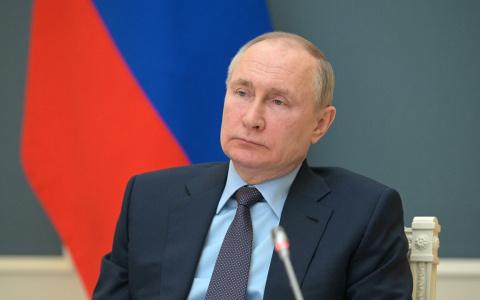 Путин заявил о новых выплатах российским семьям