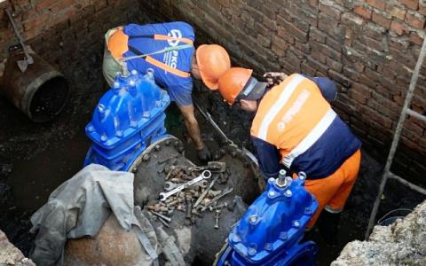В Пензе на трёх улицах отключат холодную воду