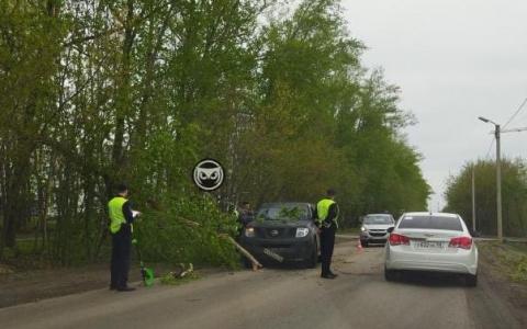 На ровном месте: в Арбеково в Пензе произошло нестандартное ДТП