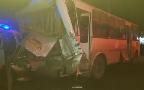 «Погибла девочка»: под Пензой произошла смертельная авария с автобусом