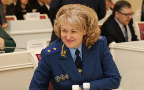 Стало известно, сколько заработал за год прокурор Пензенской области