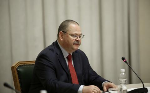 Врио губернатора Пензенской области Олег Мельниченко рассказал о хобби
