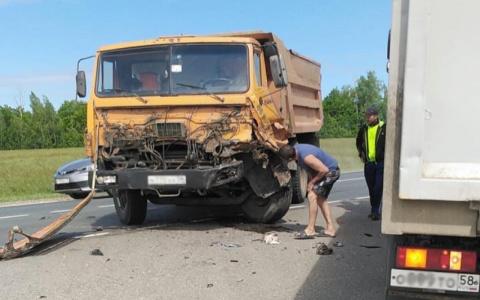 В ГИБДД рассказали о погибшем и пострадавших в жуткой аварии под Пензой