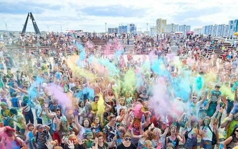 Раскрасим жизнь в сочные цвета! Пензенцев приглашают на фестиваль красок