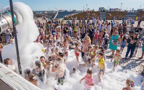 Фестивали, танцы, пенная дискотека: пензенцев приглашают весело провести время