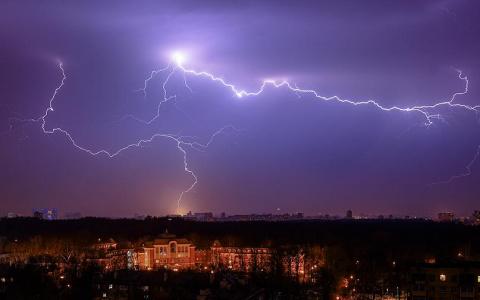 Желтый уровень: пензенцев предупредили об опасной погоде