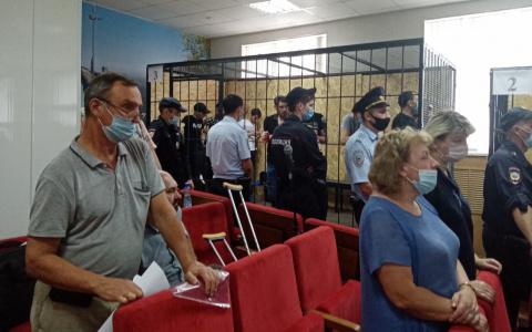 В Пензе озвучили приговор участникам массовых беспорядков в Чемодановке