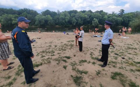 В Пензе сообщили о запрещенных местах для купания